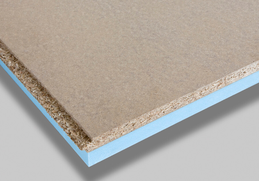 Tongue and groove particleboard acoustic panels