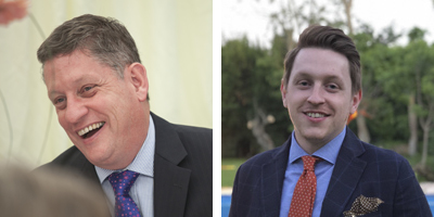 All change at TFS - Howard Morris and Adam Morris