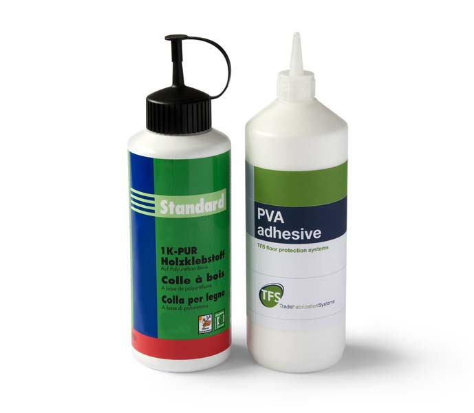 TFS ancillary products adhesives